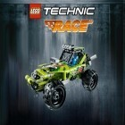 Con la juego Goat evolution para Android, descarga gratis LEGO Technic: Race  para celular o tableta.