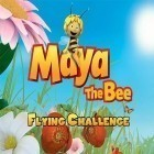 Con la juego Dawn break: Night witch para Android, descarga gratis Maya the bee: Flying challenge  para celular o tableta.