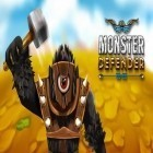 Con la juego Where's My Water? para Android, descarga gratis Monster defender  para celular o tableta.