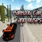 Con la juego Bug smasher para Android, descarga gratis Parking car and buses  para celular o tableta.