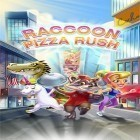 Con la juego Double dragon: Trilogy para Android, descarga gratis Raccoon pizza rush  para celular o tableta.