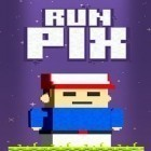 Con la juego Pumpkins VS Monster para Android, descarga gratis Run pix  para celular o tableta.