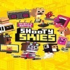 Con la juego CrazyShuttle para Android, descarga gratis Shooty skies: Arcade flyer  para celular o tableta.