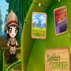 Con la juego Candy frenzy para Android, descarga gratis Sophia's World Jump And Run  para celular o tableta.