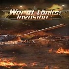 Con la juego CrossMe para Android, descarga gratis War of tanks: Invasion  para celular o tableta.