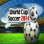 Con la juego Burnin' rubber: Crash n' burn para Android, descarga gratis World cup soccer 2014  para celular o tableta.