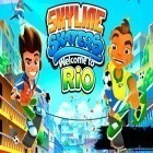 Con la juego Rescue me: The lost world para Android, descarga gratis Skyline skaters: Welcome to Rio  para celular o tableta.