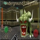 Con la juego Wild West escape para Android, descarga gratis Underground labyrinth  para celular o tableta.