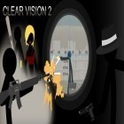 Con la juego Zombies are coming para Android, descarga gratis Clear Vision 2  para celular o tableta.