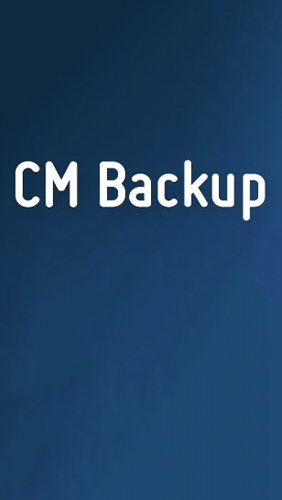 Descargar app Copia de seguridad CM Backup gratis para celular y tablet Android.