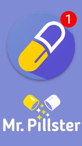 Descargar app Organizadores Mr. Pillster: Pill box & pill reminder tracker gratis para celular y tablet Android.