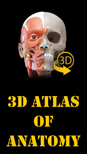 Descargar app Educación Muscle | Skeleton - 3D atlas of anatomy gratis para celular y tablet Android.