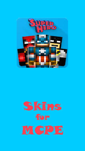 Descargar app Diversos Superhero skins for MCPE gratis para celular y tablet Android.