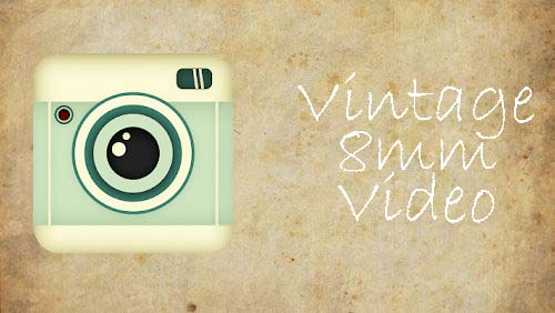 Descargar app Vintage 8mm video - VHS gratis para celular y tablet Android.
