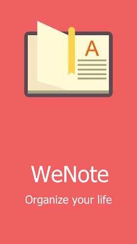 Descargar app Organizadores WeNote - Color notes, to-do, reminders & calendar gratis para celular y tablet Android.