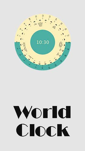 Descargar app De oficina World clock gratis para celular y tablet Android.