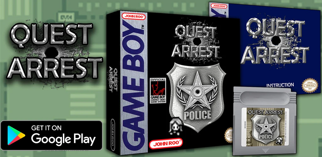 Descargar Quest Arrest gratis para Android.