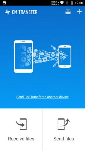 CM Transfer - Share any files with friends nearby