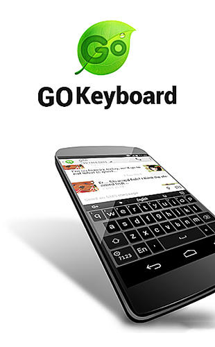 Descargar app GO keyboard gratis para celular y tablet Android 4.0.