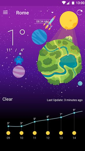 Weather Wiz: Accurate weather forecast & widgets
