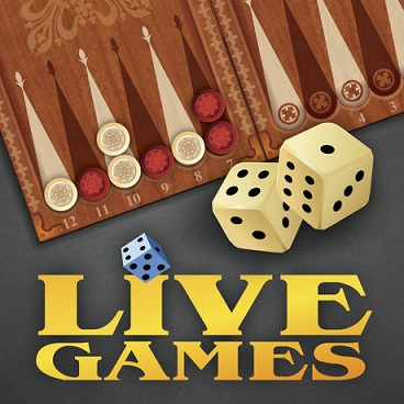 Descargar Backgammon LiveGames - long and short backgammon para iPhone gratis.
