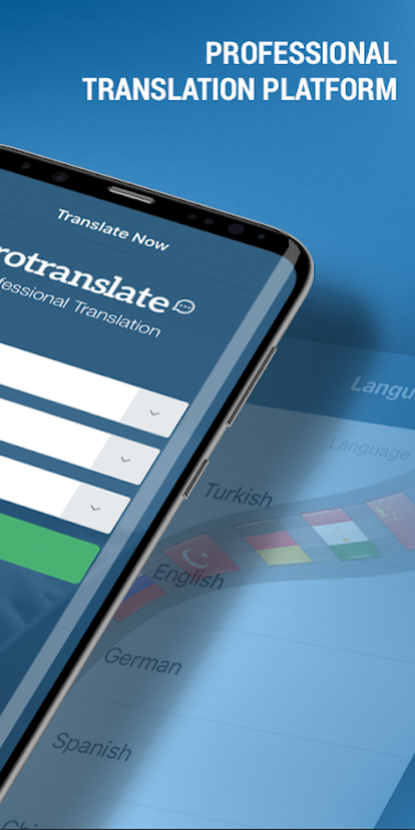 Descargar Protranslate para iOS 9.0 iPhone gratis.