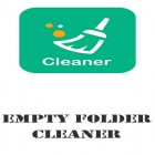Con la aplicación  para Android, descarga gratis Empty folder cleaner - Remove empty directories  para celular o tableta.