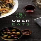 Con la aplicación  para Android, descarga gratis Uber eats: Local food delivery  para celular o tableta.