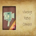 Con la aplicación WhatsRemoved para Android, descarga gratis Vintage retro camera + VHS  para celular o tableta.