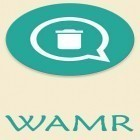 Con la aplicación  para Android, descarga gratis WAMR - Recover deleted messages & status download  para celular o tableta.