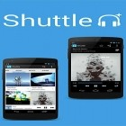 Con la aplicación  para Android, descarga gratis Shuttle+ music player  para celular o tableta.