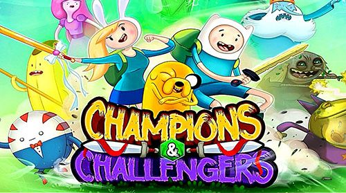 Descargar Adventure time: Champions and challengers para iPhone gratis.