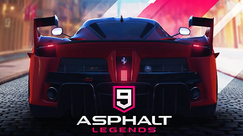 Descargar Asphalt 9: Legends para iPhone gratis.