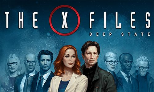 Descargar The X-files: Deep state para iPhone gratis.