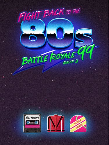 Descargar Fight back to the 80's: Match 3 battle royale para iPhone gratis.