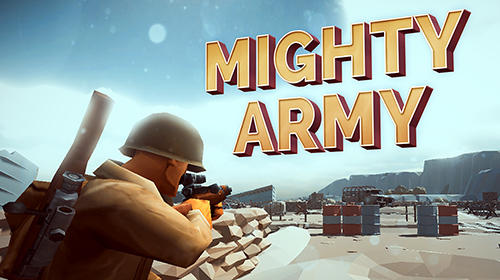 Descargar Mighty army: World war 2 para iPhone gratis.