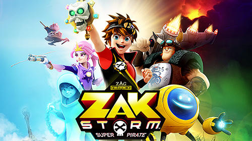 Descargar Zak Storm: Super pirate para iPhone gratis.