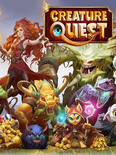 Descargar Creature quest para iPhone gratis.