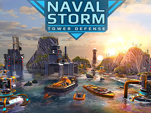 Descargar Naval storm TD para iPhone gratis.
