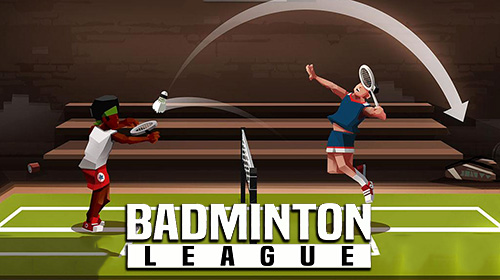 Descargar Badminton league para iPhone gratis.