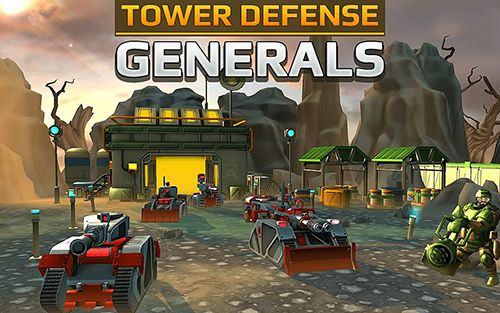Descargar Tower defense generals para iPhone gratis.