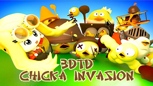 Descargar 3DTD: Chicka invasion para iPhone gratis.
