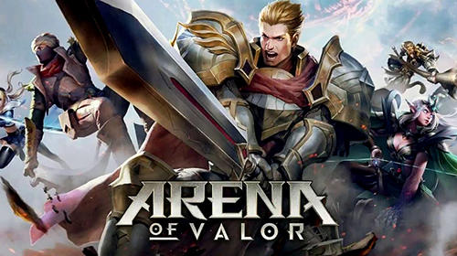 Descargar Arena of valor para iPhone gratis.