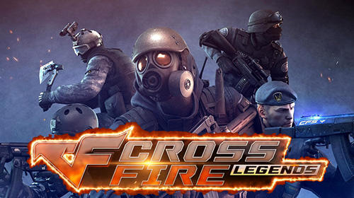 Descargar Cross fire: Legends para iPhone gratis.