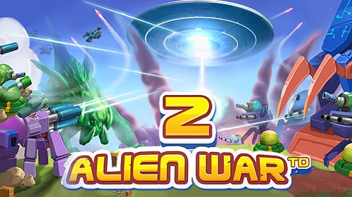 Descargar Tower defense: Alien war TD 2 para iPhone gratis.