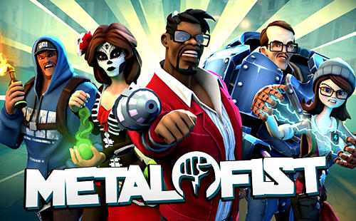 Descargar Metal fist para iPhone gratis.
