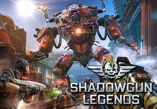 Descargar Shadowgun legends para iPhone gratis.