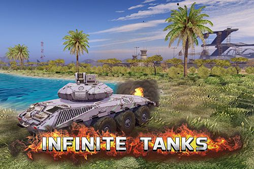 Descargar Infinite tanks para iOS 9.0 iPhone gratis.