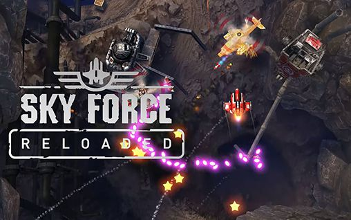 Descargar Sky force: Reloaded para iOS 8.1 iPhone gratis.