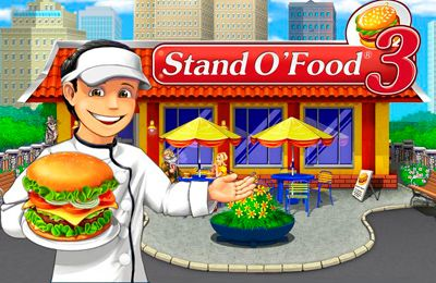 Descargar Stand O'Food 3 para iPhone gratis.